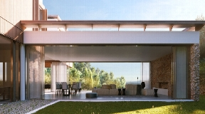 Project of a exclusive house with pool in Can Rimbau