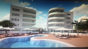 Turistics Apartments in San Antonio Bahia for Inverstors