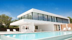 Luxury villa located in the exclusive urbanization of Vista Alegre