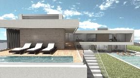 Luxury villa in Es Cubells Vista Alegre
