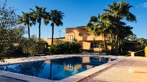 Spacious house in San Jose - close to Ibiza Town