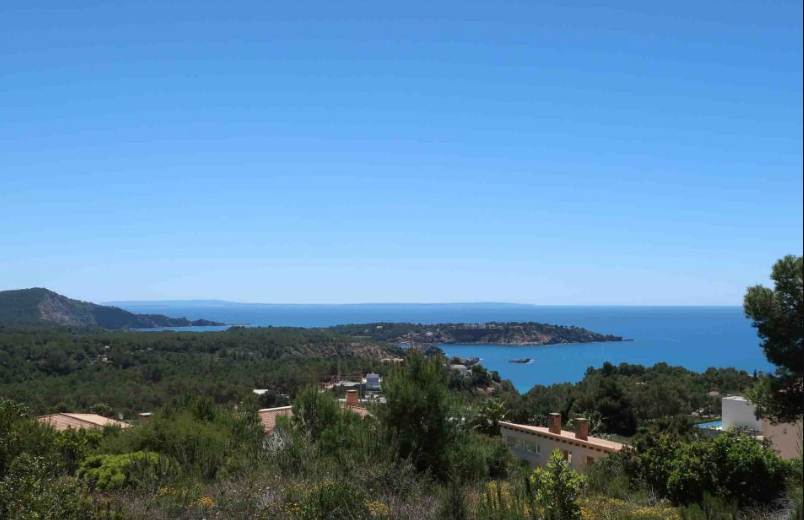 Building plot with amazing sea views in luxurious urbanization 'Vista Alegre