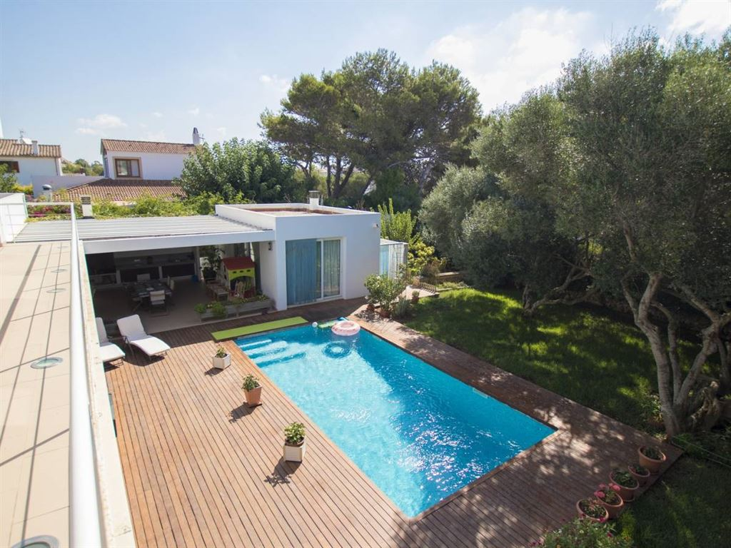 Large villa for sale in Sa Caleta Ciutadella - Menorca