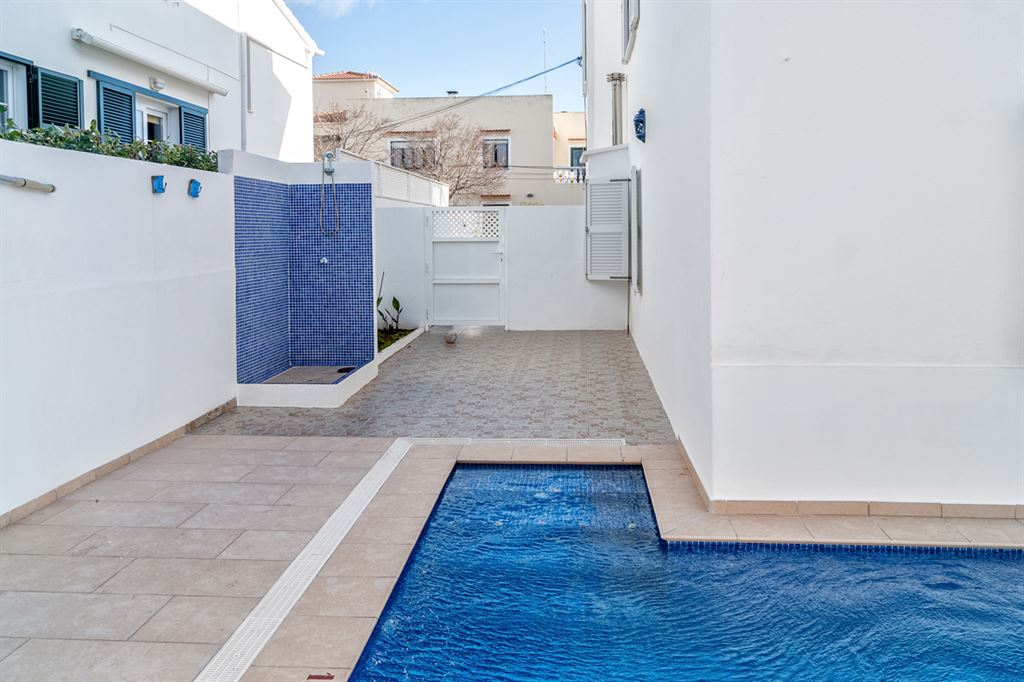 Wonderful property overlooking the old town of Ciutadella in Menorca