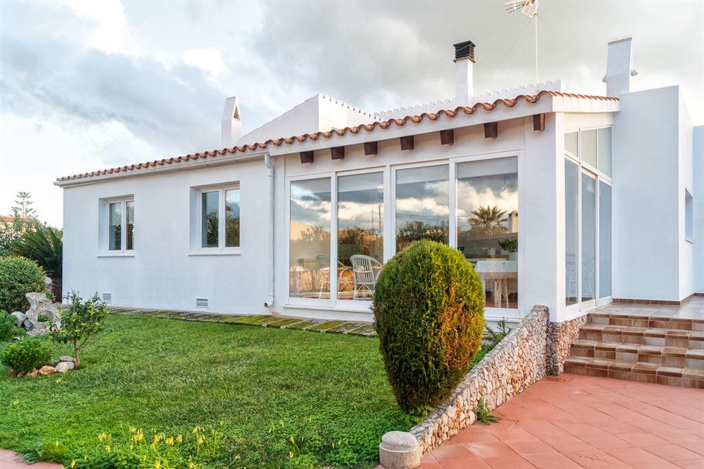 Villa in one of the most popular urbanizations of Menorca near Ciutadella