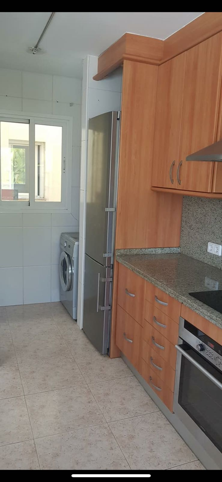 Ground floor apartment with private pool in highly secured urbanisation Can Rimbau