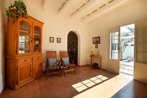 Villa in Menorcan style with history and special flair at Alaior