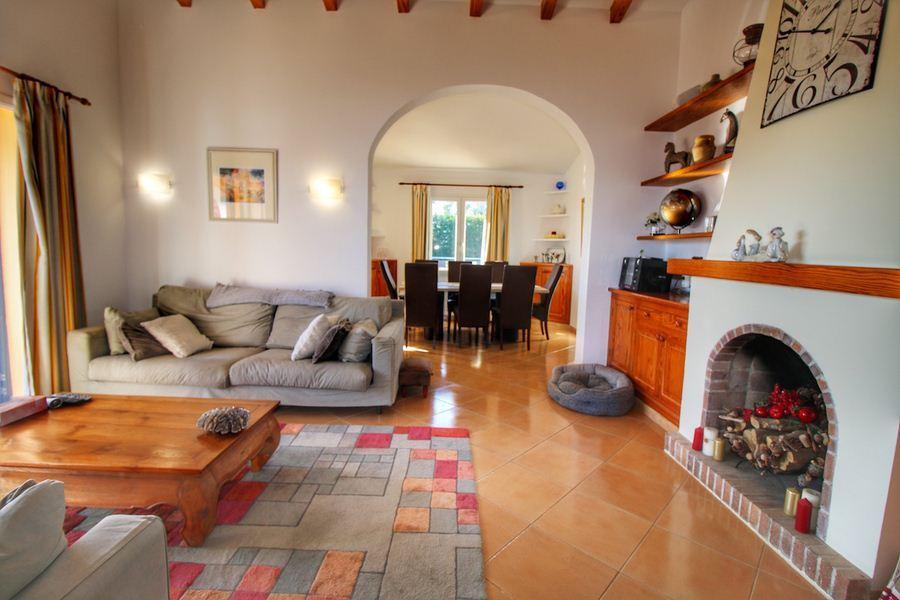 Beautiful villa in Menorca for sale in Punta Prima
