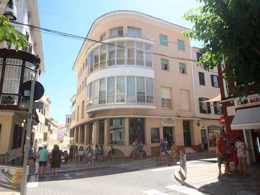 Apartment house in the center of Mahon - Menorca for sale