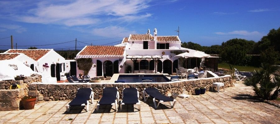 Charming traditional farmhouse for sale in Menorca at Torret