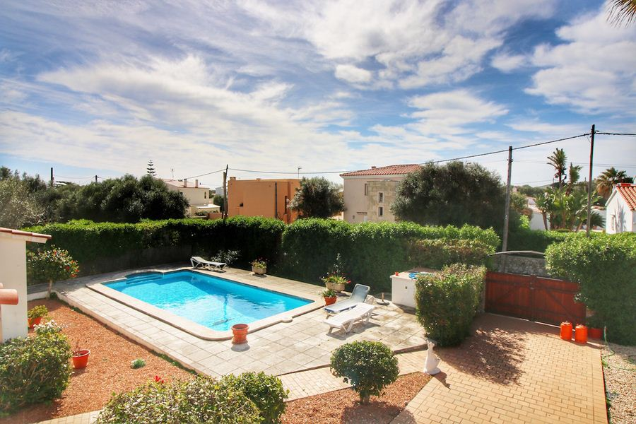 Villa Casa Parasio for sale on Menorca in Trebaluger