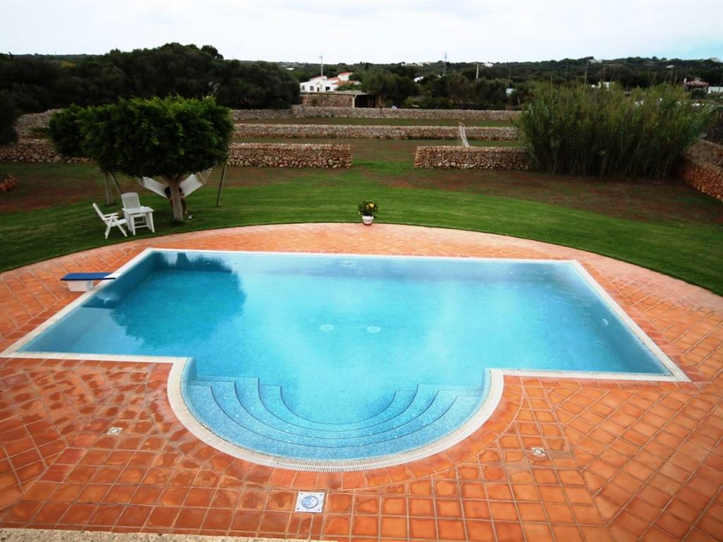 Modern cheap and beautiful farmhouse on Sant lluis Menorca