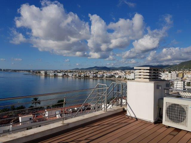 Nice Apartment in Ibiza in Puig de Molins with sensational sea views