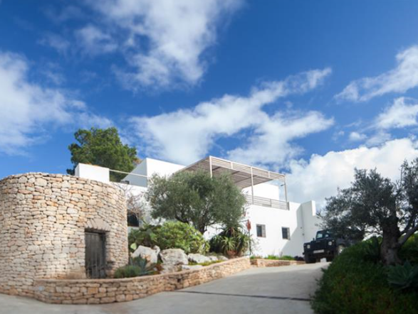 Villa in the North of Ibiza in San Miguel for sale