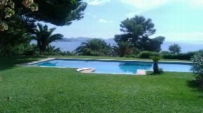 Nice property for sale in Es Cubells with amazing views