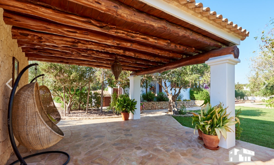 Beautiful finca style villa with pool in San Augustin