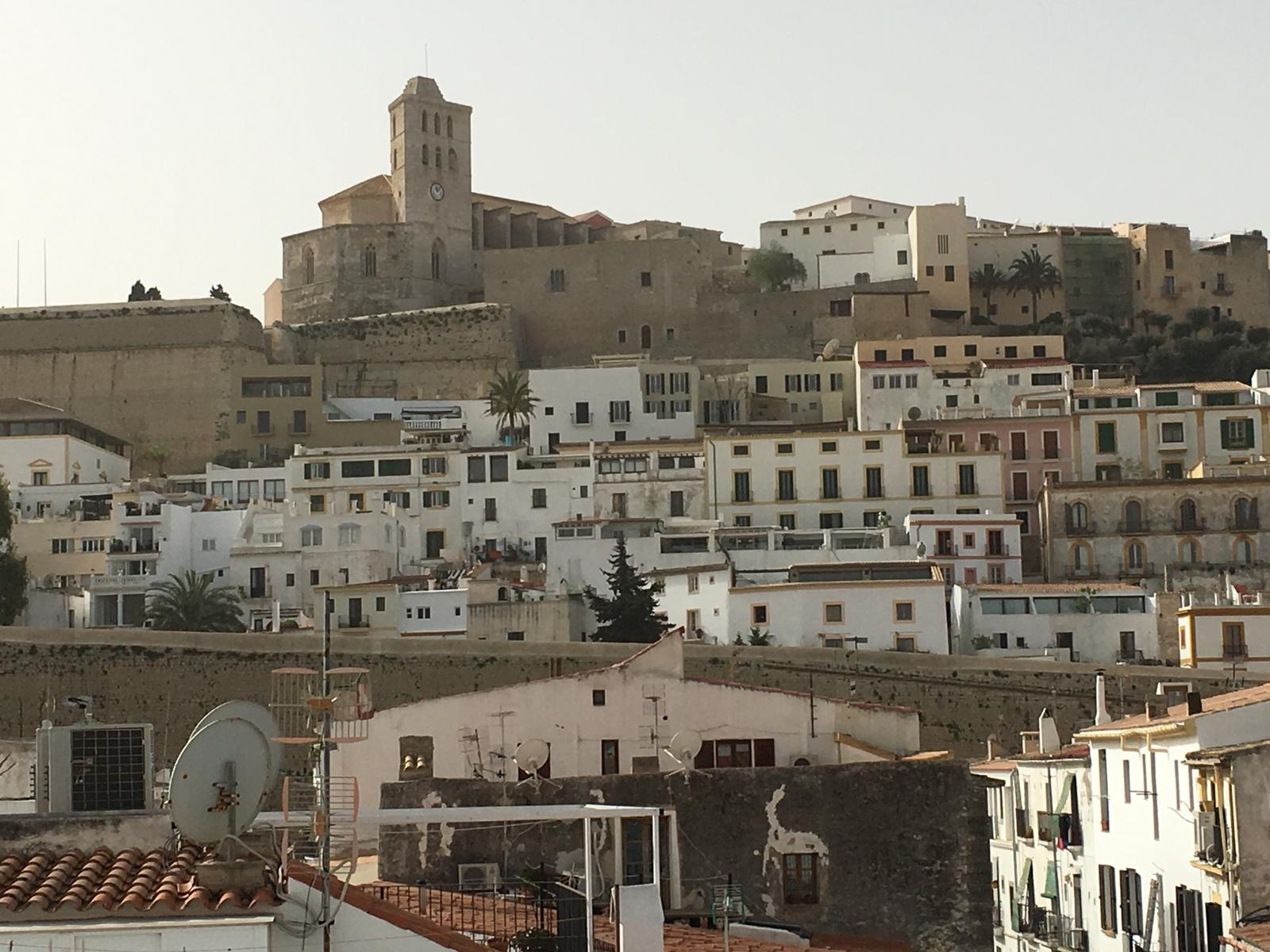 Apartment in Calle Emili auf Ibiza direct in the old town