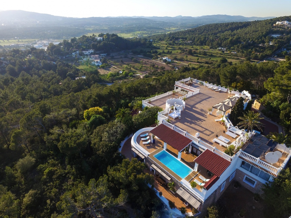 Unique villa in Jesus with breathtaking views
