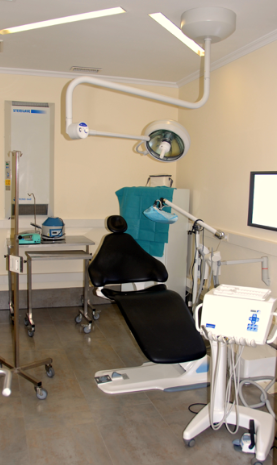 Dental clinic of 87,5m ² in Ibiza for sale