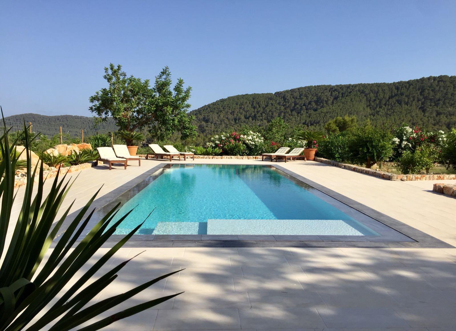Charming villa in a truly privileged location of Ibiza