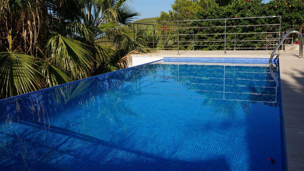 Modern Villa for sale in Roca Llisa Ibiza with rental license for sale