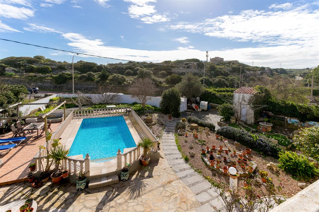 Lovely Big frontline villa in Es Castell