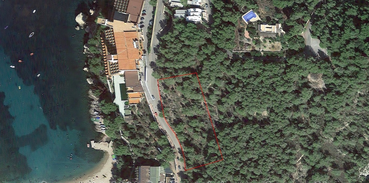 Urban land with licence for sale in San Miguel