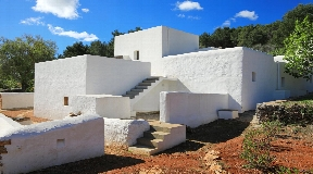 Authentic farm house of the XIX th century for sale in Ibiza