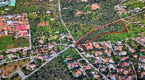 Plot located in Jesus with a surface of 19.148 m2 for sale
