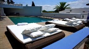 Unique 8 bedrooms villa in Port Des Torrent for sale