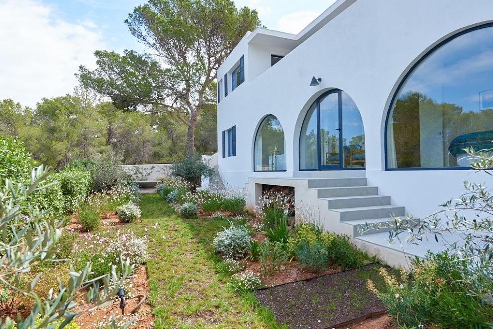 Nice and glorious villa with 6 bedrooms in Sa Galera, Ibiza