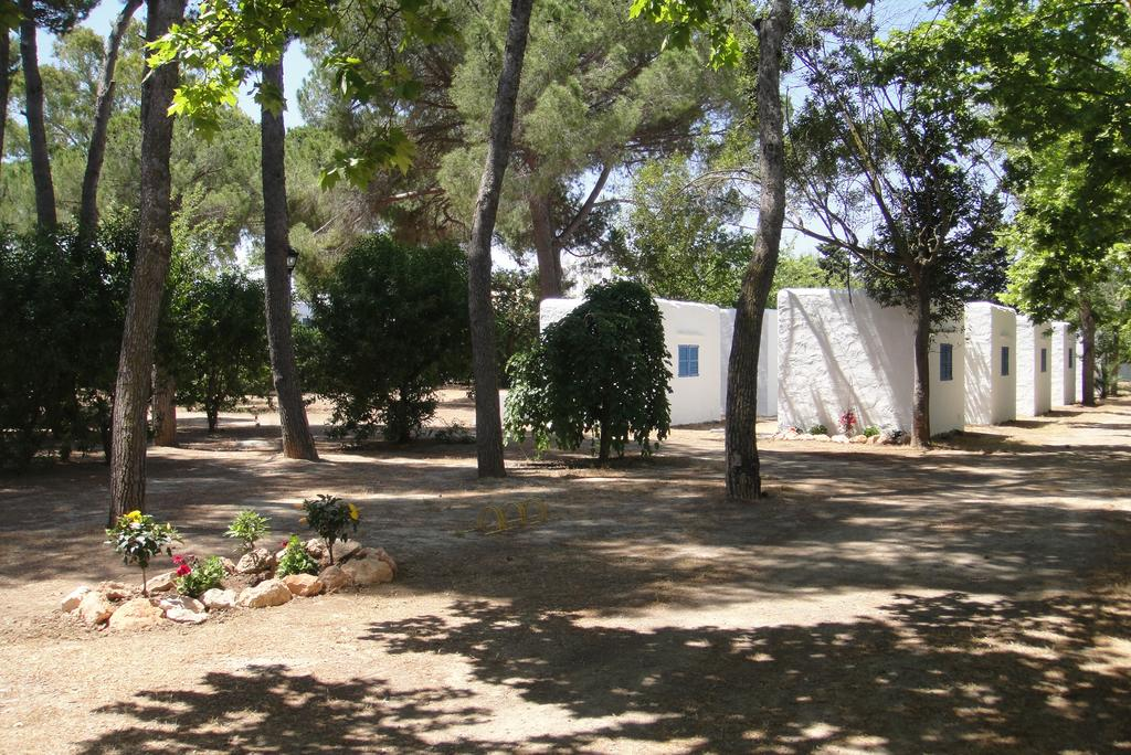 Camping for sale on Ibiza with 300 Toristic places
