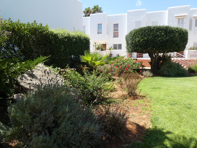 Terraced house near the sea at Sta. Eulalia very close to the beach