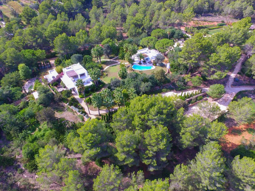 Plot for 12 houses in Santa Eulalia for sale