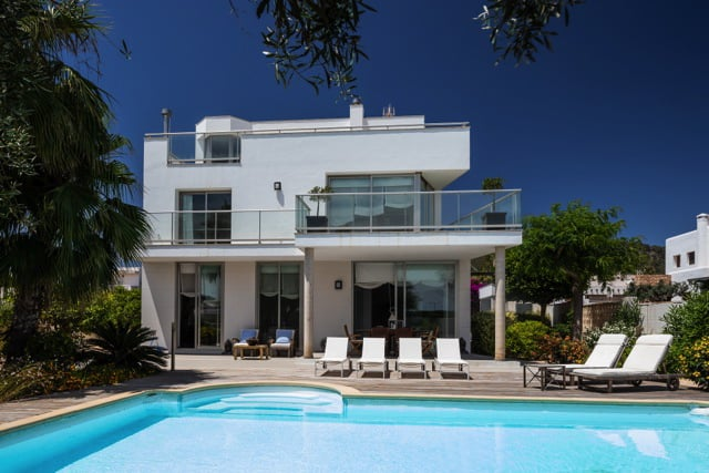 Wonderful villa for sale in Sa Carroca - Ibiza