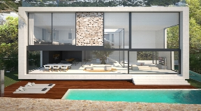 Luxury villa in the heart of the island - Ses Torres - Ibiza