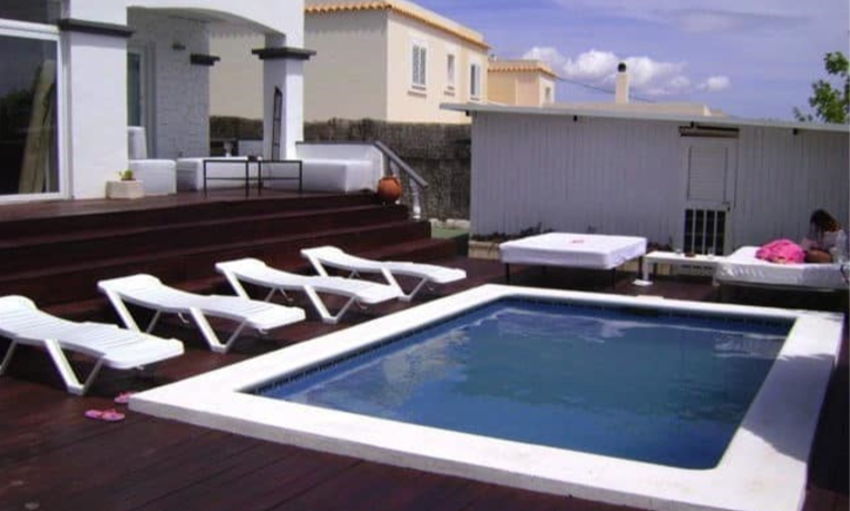 Villa for sale in the village of San Jose with nice views