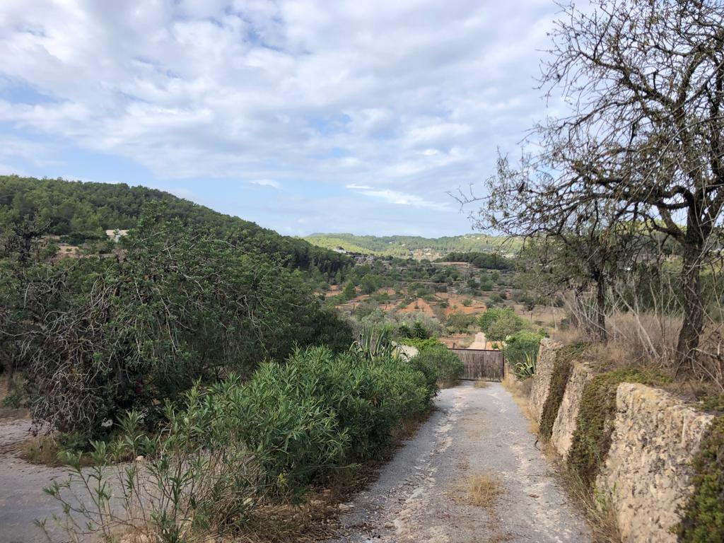 Fantastic Finca of 350 m2 surrounded by 53.000 m2 of land in Benimussa
