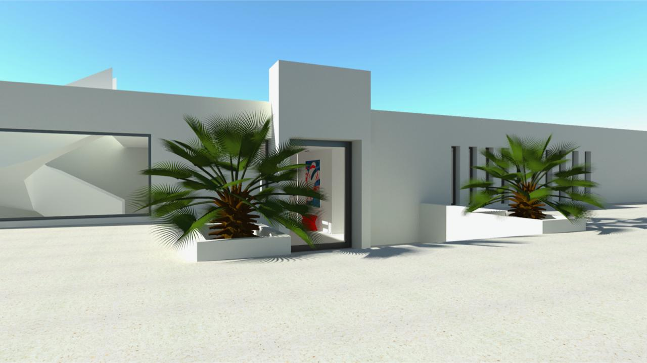 Nice Land with 3.000m2 and licence to built a 600m2 luxury villa with amazing views