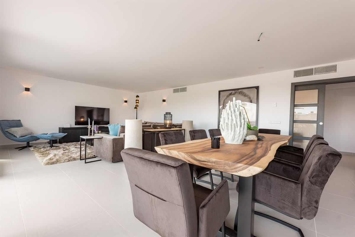 Penthouse located in the center of the village of Jesús