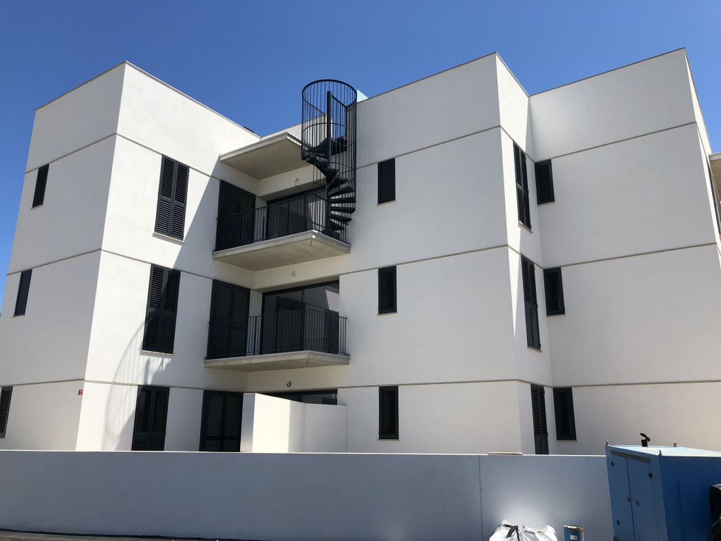 Newly built penthouse situated in the center of Jesus