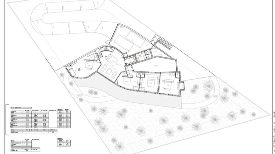 Plot with project in Roca Lisa in Urban land