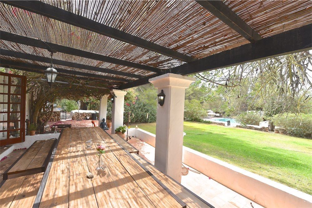 Charming and spacious rustic finca in walking distance to Santa Eulalia