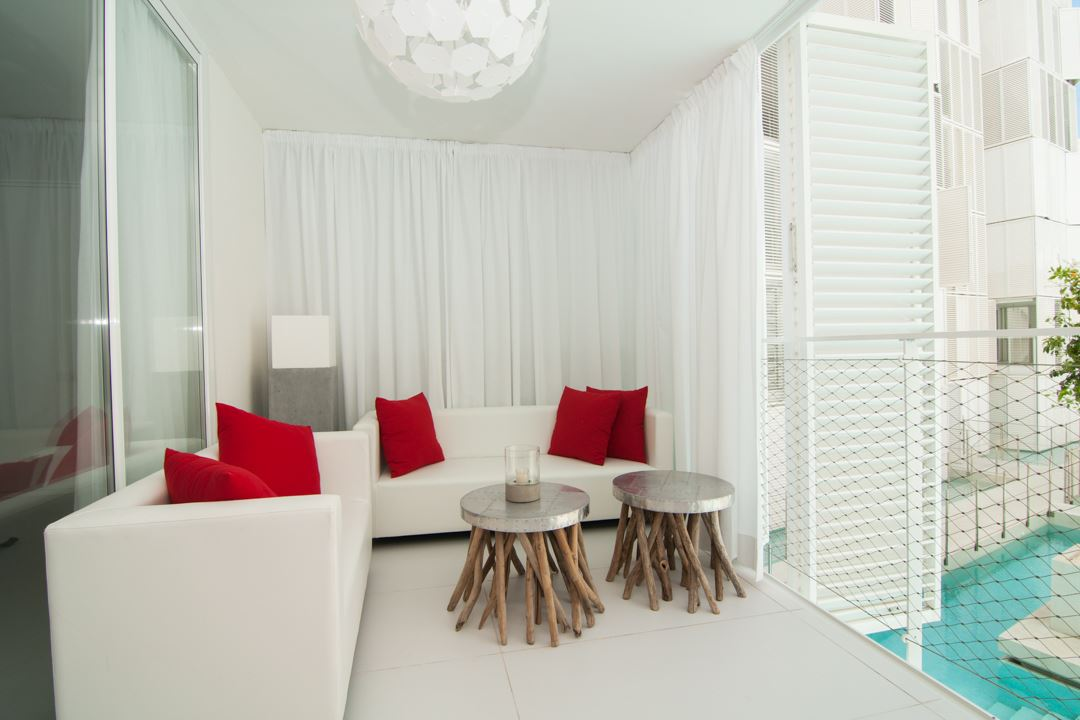 Incredible Apartment with big swimming pool in area of Patio Blanco Ibiza