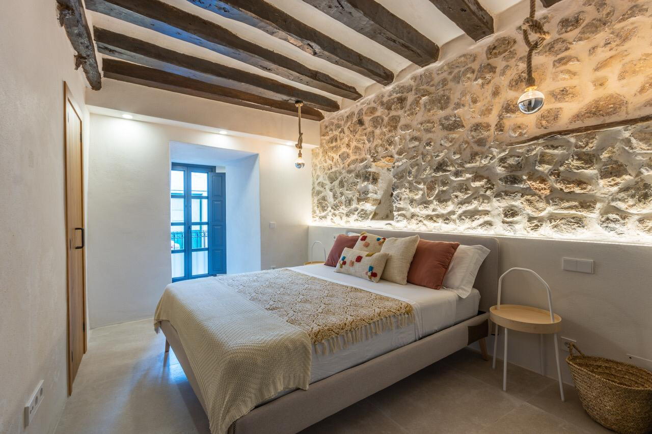 Unique apartment in the heart of Ibiza for sale