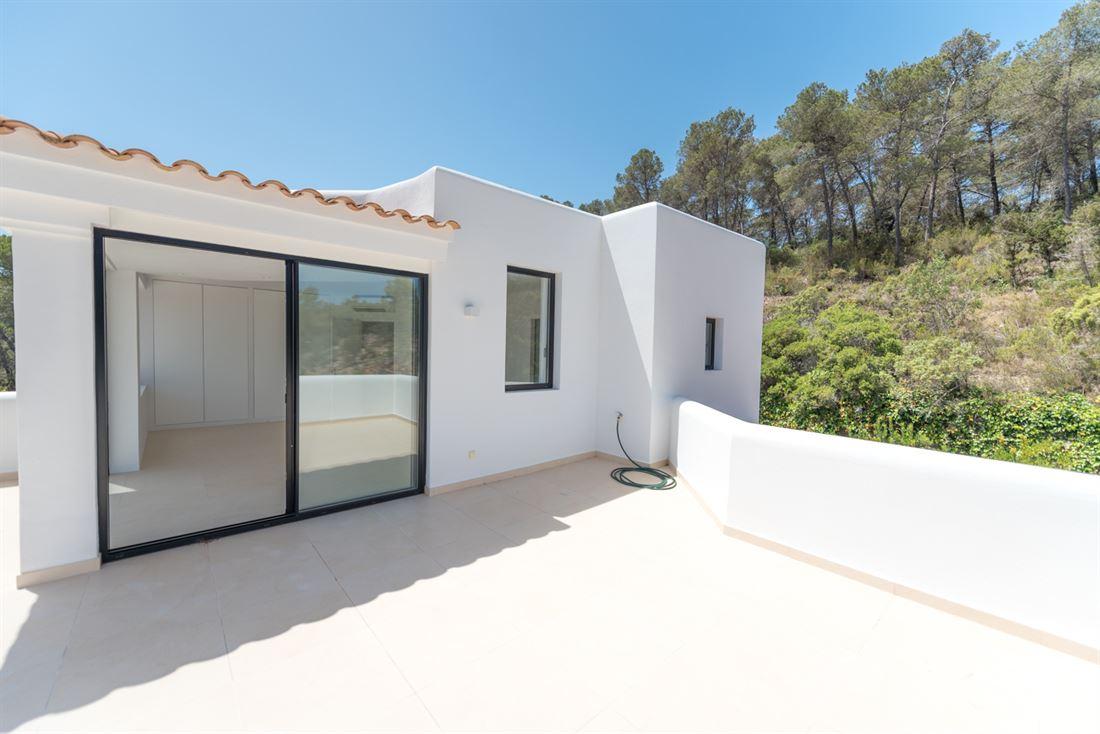 Dream villa in Ibiza with fantastic sea views for sale
