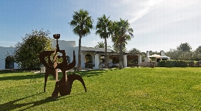Luxurious restored finca near to Ibiza town