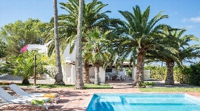Beautiful house very close to the city of Ibiza