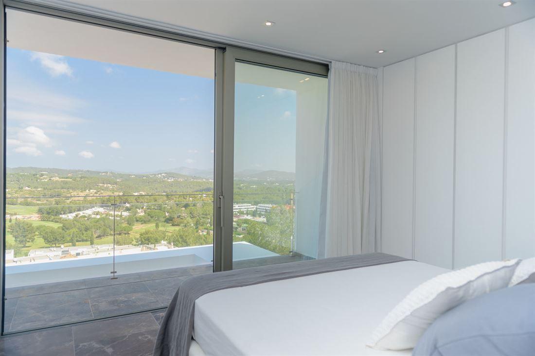 Modern villa in Ibiza Roca Llisa for sale