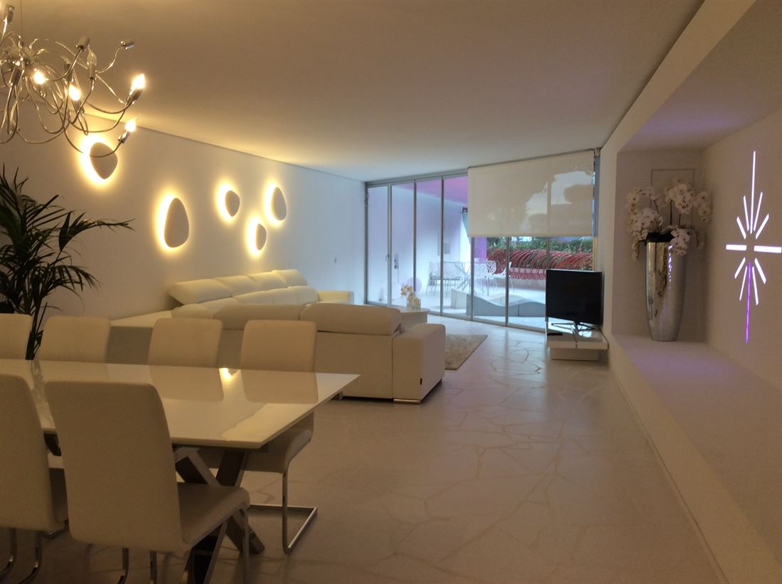 Luxury apartment in Marino Botafoch with 3 bedrooms for sale